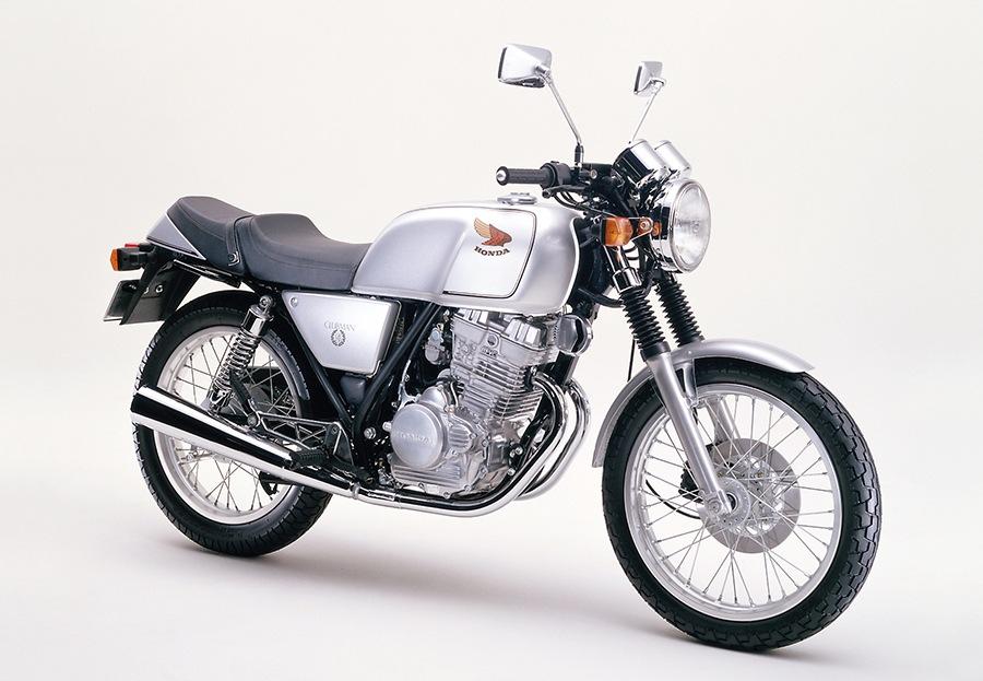 GB250クラブマン1型・初期