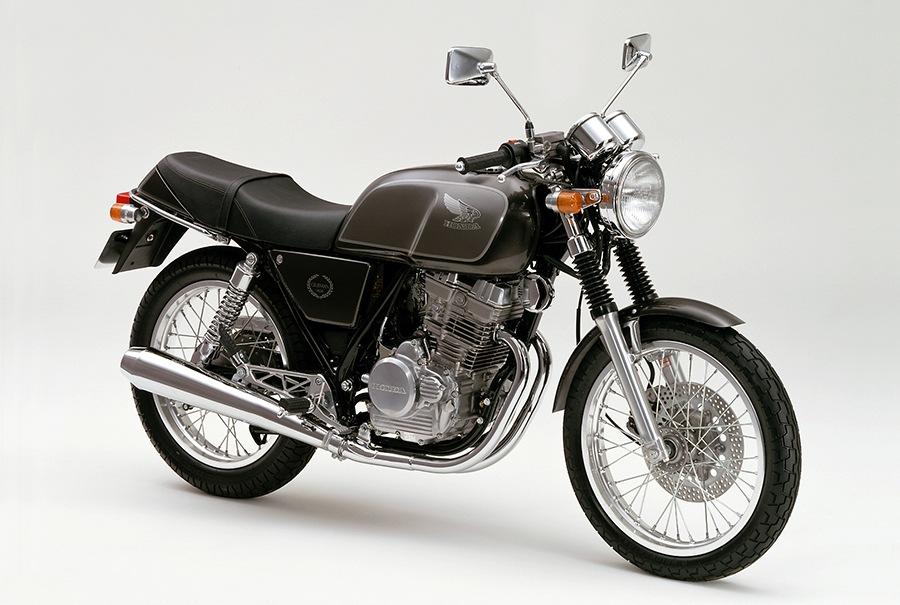 GB250クラブマン2型
