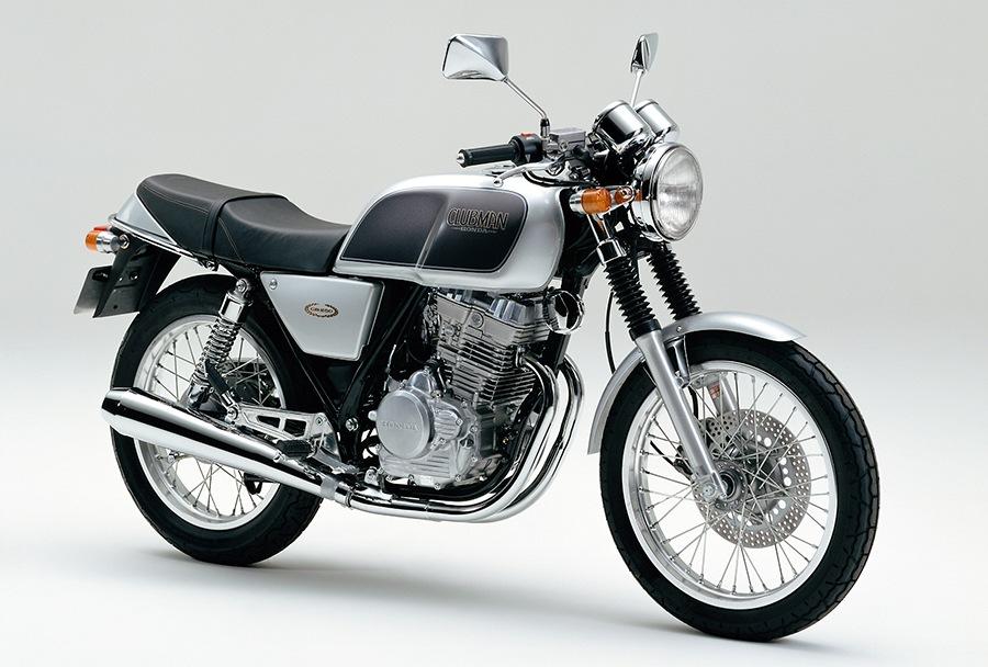 GB250クラブマン3型